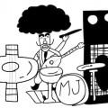 第128回カットコンクール優秀作品「ファンタジー楽器商人」
